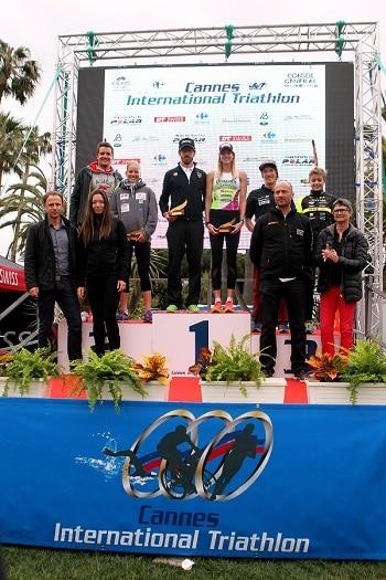 Ecran LED Triathlon cannes 2015 Ledoneo