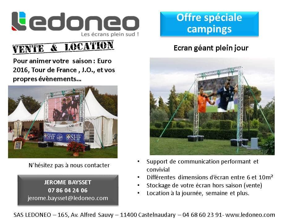 Ledoneo mailing Camping