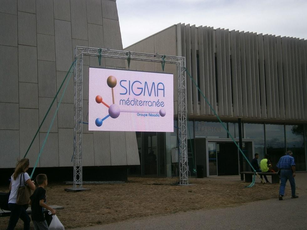25 ans Sigma Méditerranée 15 septembre 2016